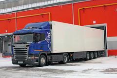 Scania G400  К 739 КХ 45 (RUS) (zauralec) Tags: auto car 45 truk scania rus город автомобиль g400 центр 739 kurgan рио к грузовик курган торговый автопоезд скания кх rioshoppingcenter