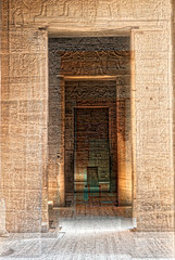 Temple of Isis - Successive Archways - Philae - Egypt (BlueVoter - thanks for 1.3M views) Tags: island temple egypt egipto philae aswan isis aegypten