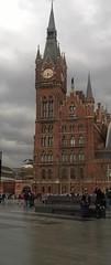 St Pancras Station, London (Elouise2009) Tags: london station stpancras april2016