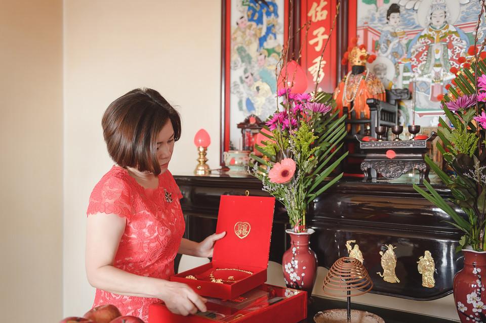 婚禮攝影-台南北門露天流水席-016