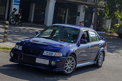 Evo VI GSR (Mathias Aravena) Tags: evolution lancer mitsubishi jdm evo lancerevo evolutionvi