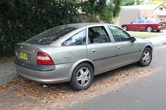 Holden Vectra JR CD V6 (jeremyg3030) Tags: cars cd jr holden opel vauxhall v6 vectra