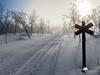 Douce froideur (photosenvrac) Tags: neige blanc froid motoneige finlande laponie thierryduchamp