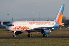 GLSAN 757 Jet2 Holidays (Anhedral) Tags: boeing airliner 757200 jet2holidays glsan