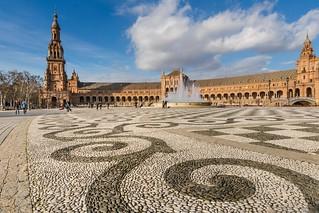 Seville Jan 2016 (8) 363 - Around and about Plaza de España