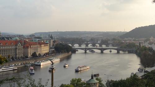 Weichsel bei Prag
