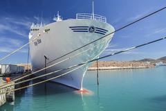 Baja Star (2) (gro-fx) Tags: sea harbor muelle mar barco ship