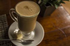 Cappuccino (Mayara Sastre Capelozza) Tags: food coffee caf warm rainy cappuccino chuvoso