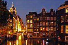 Amsterdam Night Scene (neumann.deutschland) Tags: amsterdam amsterdambynight