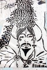 I Could Tell It Wouldn't Be Long (Thomas Hawk) Tags: sanfrancisco california usa america graffiti stencil unitedstates unitedstatesofamerica fav10