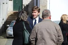 Marco António Costa em Ponte da Barca