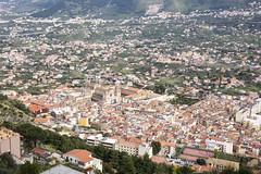 Monreale (Simone Marchese Fotografia-www.simonemarchese.com) Tags: panorama italia nuvole case duomo lanscape sicilia doro citt conca cattedrale monreale sereno