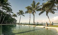 Дом Фила Коллинза в Майами