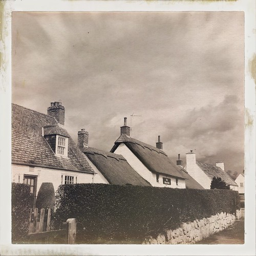 Etal Village - Ford and Etal, Northumberland - Hipstamatic