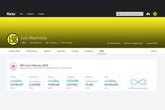 150,000,000 views (Leo Reynolds) Tags: xleol30x xscreenx screen shot grab capture screenshot screengrab screencapture 0sec hpexif 150000000 150 million views xxx2016xxx milestone
