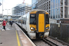 387114 (matty10120) Tags: station train transport rail railway class east express croydon gatwick 387 thameslink