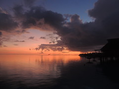 Sunset in Bora Bora - Day 7 (Craigs Travels) Tags: southpacific borabora frenchpolynesia societyislands