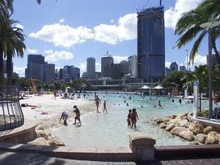 Brisbane, Lagoon