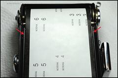 Ikonta 521-16 Film Plane Measurements (02) (Hans Kerensky) Tags: 120 6x6 film plane ikonta measurements 52116