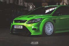 FORD FOCUS RS MK2 (JAYJOE.MEDIA) Tags: ford focus low static mk2 lower rs lowered slammed stance lowlife bagged airride stanced