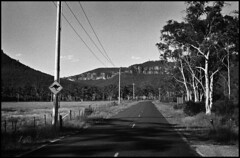 Megalong Valley, NSW (resistarrest) Tags: new bw white black monochrome wales 35mm mono kodak south trix grain documentary australia contax nsw epson aussie aus 90mm montone xtol v500 epsonv500 tysonmillar