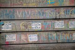 Bruxelles - Place de la Bourse - 2016-04-03 (saigneurdeguerre) Tags: brussels station europa europe belgium belgique gare central belgi bruxelles terrorist ponte terrorism bourse brssel brussel belgica bruxelas centrale belgien aponte terrorisme terroriste sncb antonioponte ponteantonio