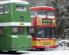 London Country Bus Services AN53 JPL153K - First Capital 215 S215LLO (Waterford_Man) Tags: snow 215 olympian atlantean firstcapital londoncountrybusservices bbpg s215llo jpl153k an53