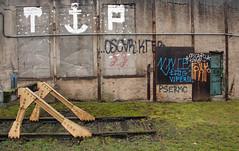 TIP (universaldilletant) Tags: graffiti oscar frankfurt vince tags tip pse rmc frisko kler tfog