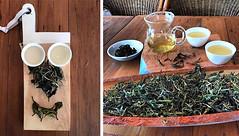 Wood serving boards and tea (anczelowitz) Tags: wood thailand carved display tea handmade board craft mango thai tray chiangmai serving acacia tabletop elledecor anczelowitz