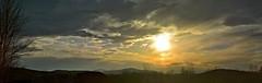2016_0425Sunset-Pano0005 (maineman152 (Lou)) Tags: sunset sky panorama cloud sun nature clouds skyscape landscape cloudy maine april sundog cloudysky skyview naturephotography skyscene landscapephotography naturephoto skycolor skycolors springsky skydrama landscapephoto