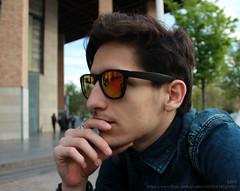 29 Abril (Laura Leox) Tags: boy canon model retrato portait zaragoza canon550d