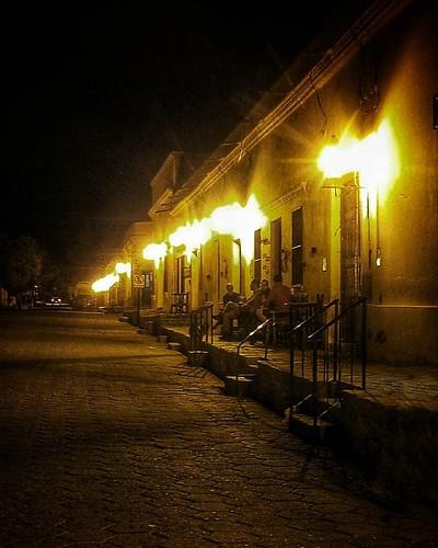 Pasando las horas en la noche Cachi - Marzo/16