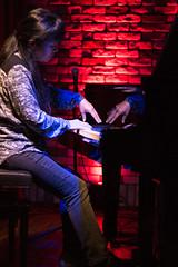 Satoko Fujii live at Cortez, Mito (Japan), 28 Apr 2016 -1000047 (megumi_manzaki) Tags: musician piano jazz improvisation pianist freejazz