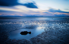 north beach (D Cation) Tags: night scotland twilight northbeach gloaming troon ayrshire 10stop leebigstopper