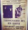 Magical Roots - Vibrations For All Of Us - Royal Festival Hall, London 1968 (bp fallon) Tags: festival roots royal davidbowie johnpeel tyrannosaurusrex royharper stefangrossman halllondon1968rocknrollmagical