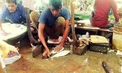 (RiddhoRaju) Tags: portrait fish shop market bongo progress business fishmarket bengal bangladesh bangla prosperity bengali shopkeeper htc bangladeshi bangali fishseller jessore anawesomeshot thefishmonger photoghrapy fishphotography catchthedream fishbusiness jessorebangladesh rajudey riddhoraju  fishmarketjessore jessorekhulnabangladesh   riddhorajuphotography