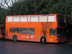 Yorkshire Tiger 880 X675YUG Halifax Bus Stn (1280x960) (dearingbuspix) Tags: arriva 880 675 arrivayorkshire x675yug yorkshiretiger arrivayorkshiretiger