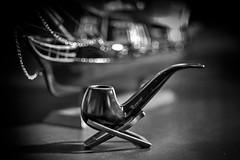 7_34 (Robert Björkén (Hobbyfotograf)) Tags: old ship smoke pipe tobaco