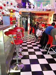 Clara's TARDIS   Eddie's Diner-6 (Paul Dykes) Tags: wales cardiff doctorwho cardiffbay hellbent mattsmith tigerbay mermaidquay series9 series6 eddiesdiner petercapaldi eleventhdoctor theimpossibleastronaut twelfthdoctor claraoswald jennacoleman clarastardis