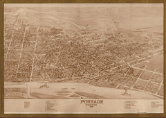 Portage Birdseye 1882