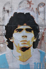 Argentina . (wildirishman37) Tags: argentina madonna diego wildirishman37