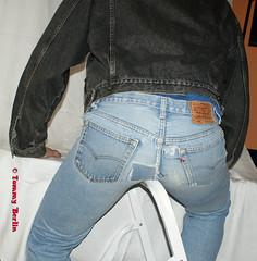 self2912 (Tommy Berlin) Tags: men ass butt jeans ars levis 501