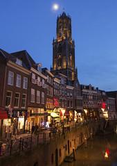 Blue Hour Utrecht (JoCo Knoop) Tags: utrecht