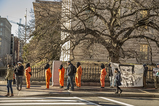 Guantánamo Detainees in Washington, DC