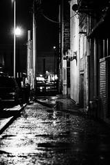 Back Alley - 1 (HeavenridgeFilms) Tags: light dof open f14 sony low wide ds 85mm cine shallow t15 rokinon a7s