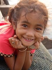 happy child (mrcharly) Tags: kids children asia cambodia kampot cambodja kampuchea