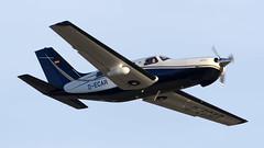 D-ECAR (equief) Tags: dresden aviation malibu mirage piper luftfahrt drs eddc