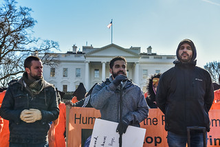 The Peace Poets at the White House on January 11th, 2016