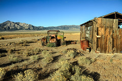 The Schellbourne Station (http://fineartamerica.com/profiles/robert-bales.ht) Tags: people mountains ford beautiful vintage spectacular landscape photo junk flickr desert antique awesome nevada fineart rustic rusty surreal peaceful places super retro nostalgia chrome transportation vehicle sensational headlight states grille chassis windshield oldcar sublime buldings magnificent rollinghills collector modelt classictruck ponyexpress haybales facebook scenicphotography oldcarandetc photouploads robertbales oldpickupoldtruck oldcollectable schellbouonestation