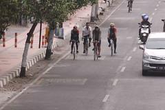 Rider (Gearmati Jember) Tags: fixedgear gmt brakeless jember bikepacker gearmati